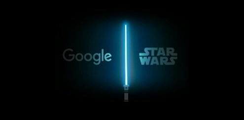 Google スター・ウォーズ