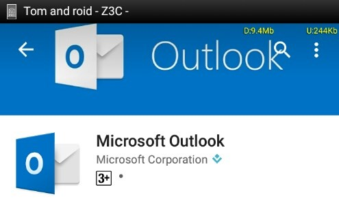 Android版「Microsoft Outlook」がアップデート、UIがスッキリシンプルに刷新!