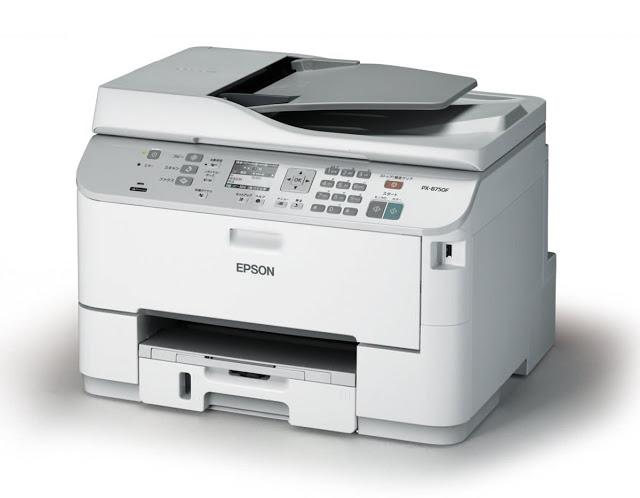 業務用FAX複合機 インクジェット