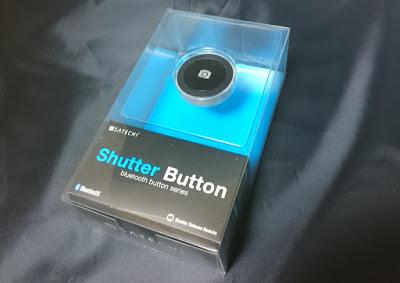 Bluetooth シャッターボタン