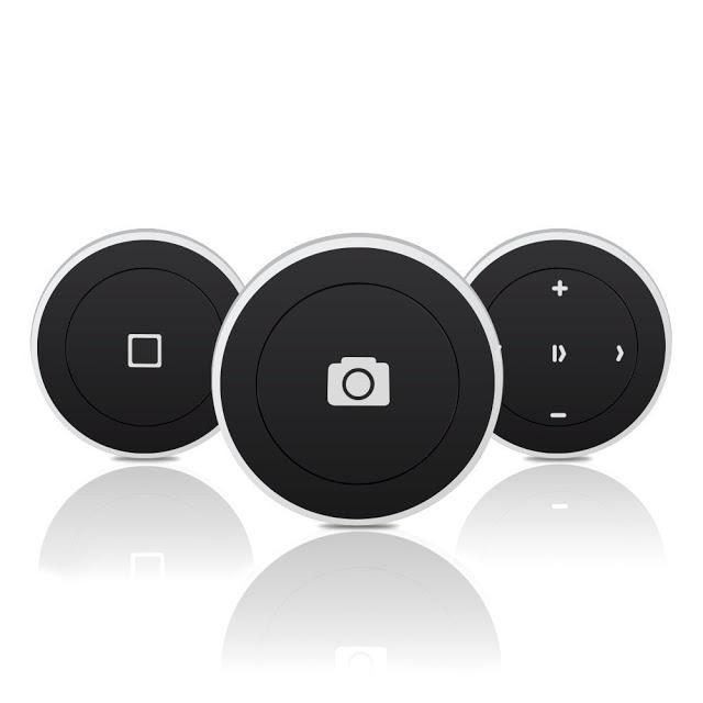 サテチ Bluetoothボタン