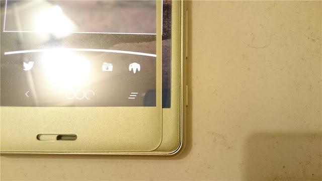 Xperia XP用 ラスタバナナのガラスフィルムを買いました。今度は正解だった!