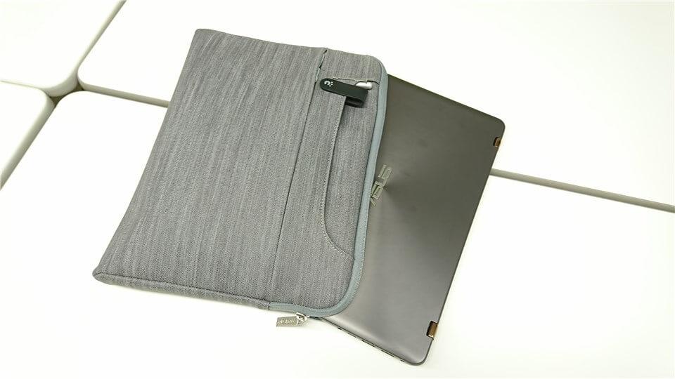 [衝撃]パソコンは重くなかった。重たいのは鞄だった。