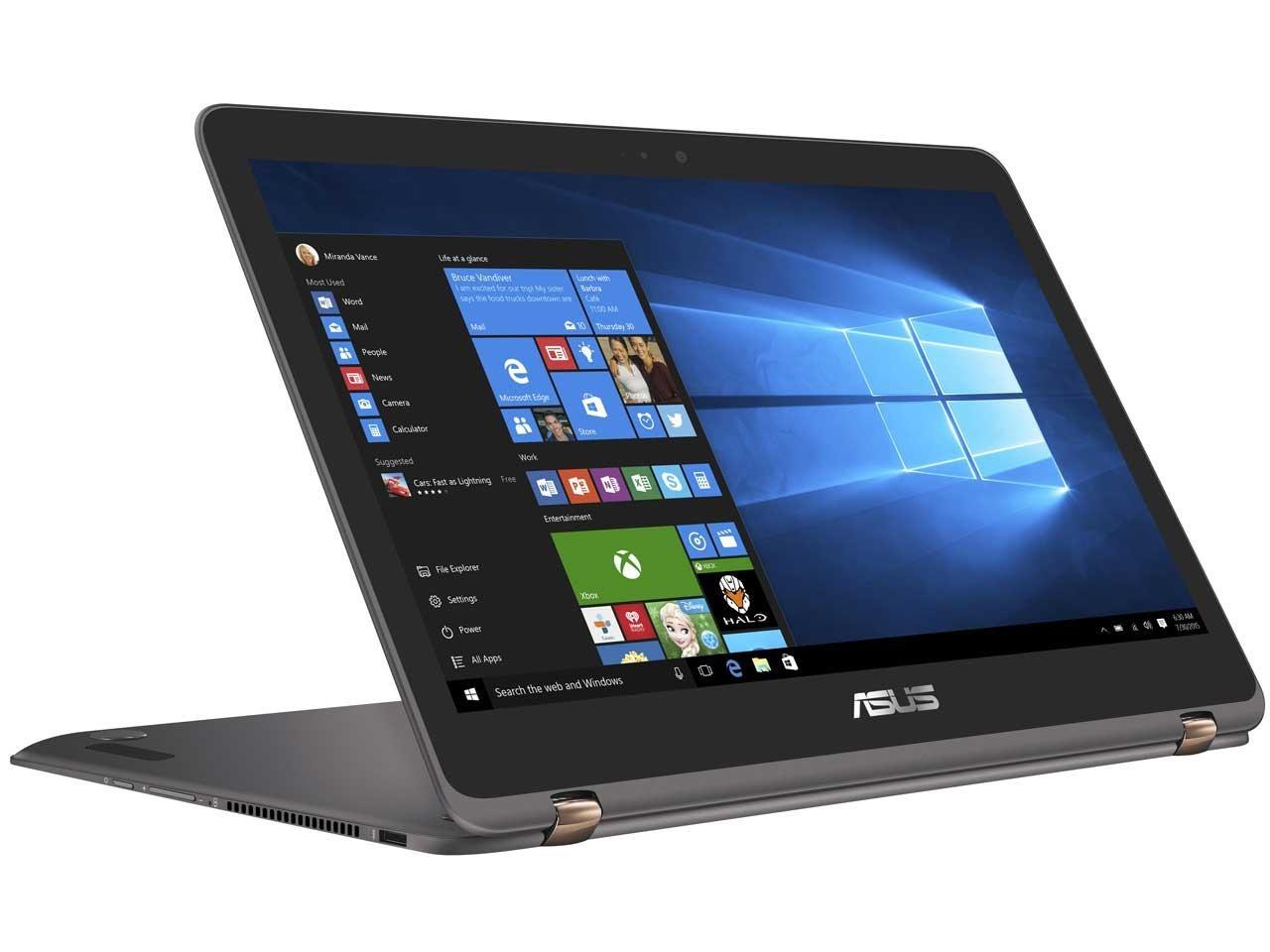 ASUS ZenBook Flip UX360UA-6500 インプレッション・レビュー