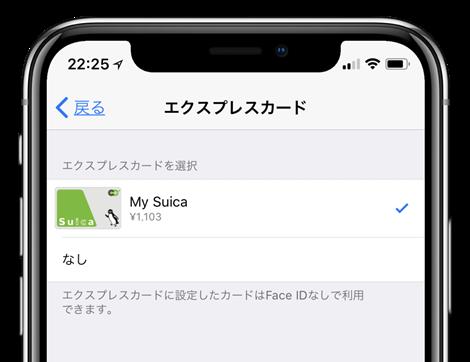 iphone-x-express-card