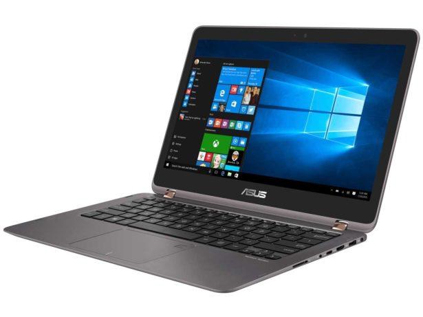 ASUS ZenBook Flip Gray UX-360UA-6500