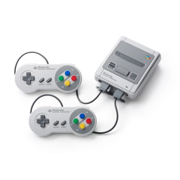 Nintendo Classic mini SuperSNES
