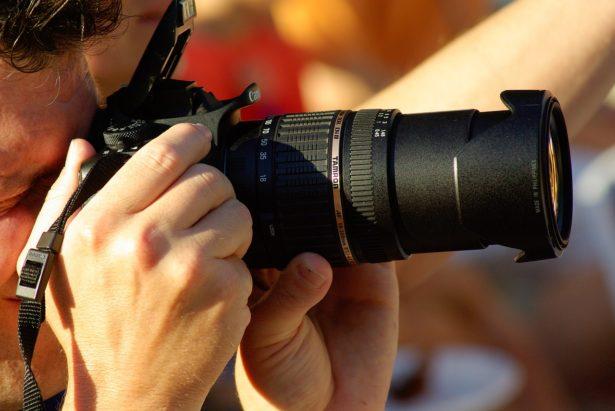 デジタルカメラの光学ズーム