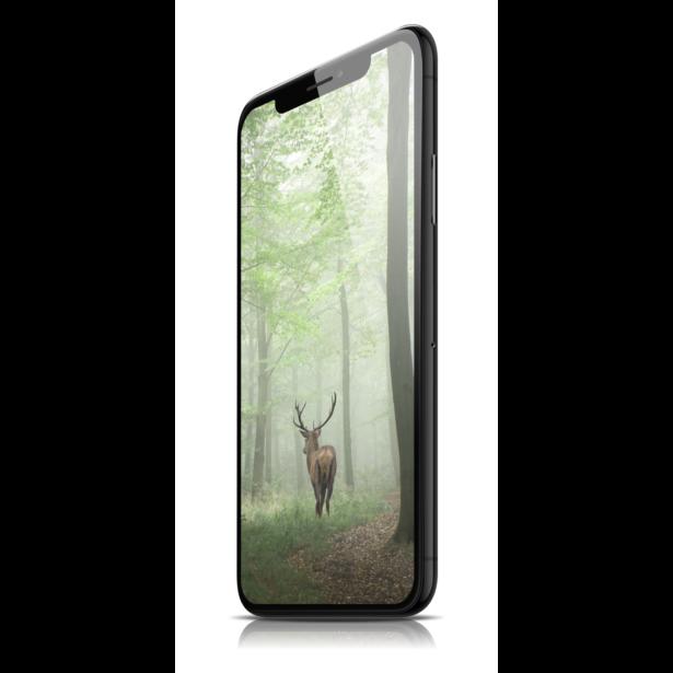 iPhoneXはフロントが全て画面