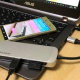 USB Type-Cハブ Nucleum