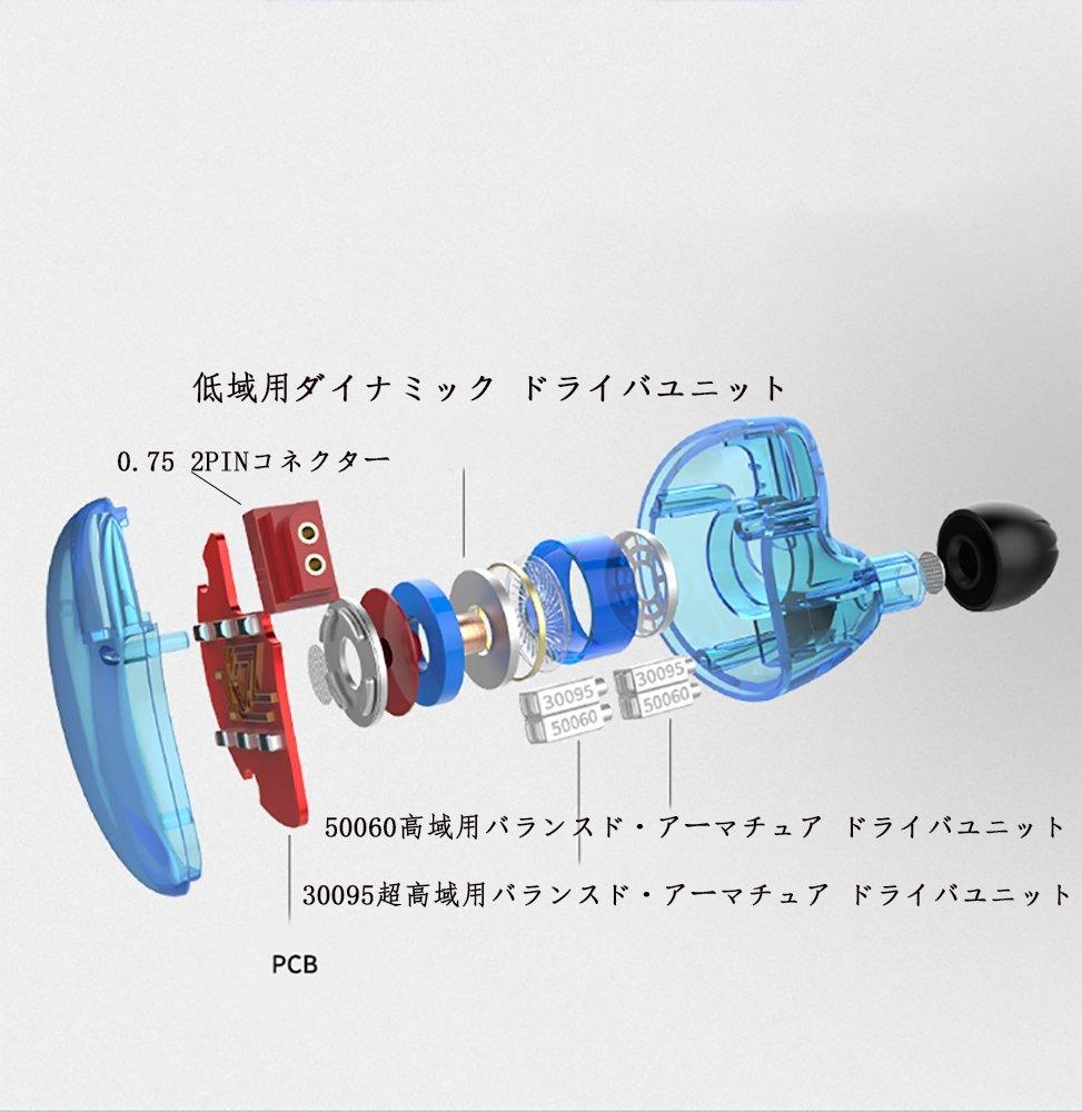 KZ ZS10 内部構造