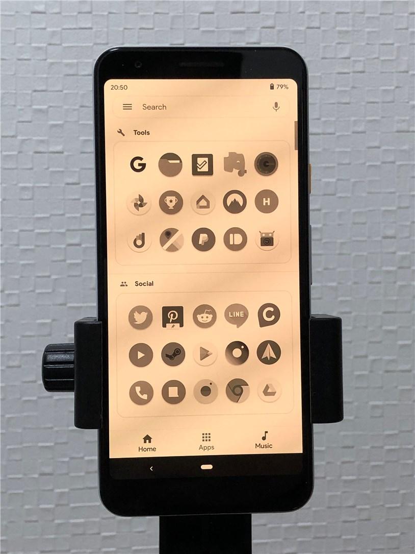 Pixel 3aの「おやすみモード」と「夜間モード」を両方使う
