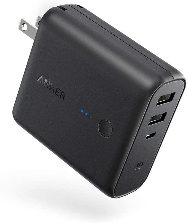 Anker PowerCore Fusion 5000モバイルバッテリー